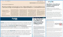 Partnership strategica con Alpenbank